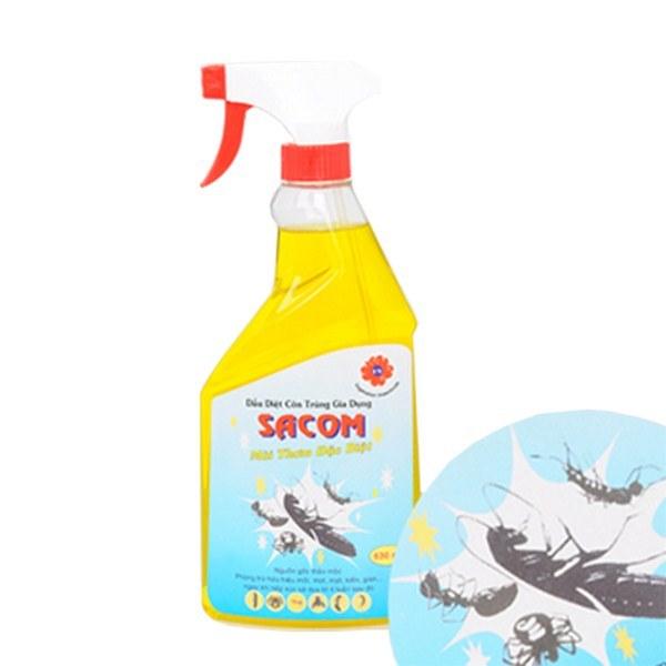 Dầu diệt gián Sacom mua địa chỉ nào tốt nhất