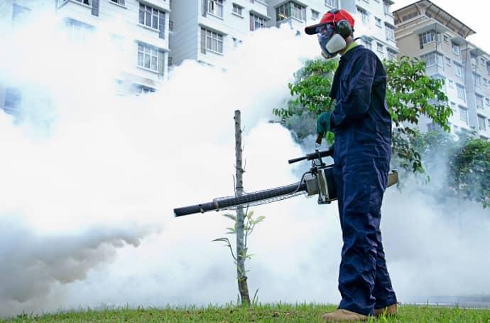 Dịch vụ phun thuốc diệt côn trùng tại Hà Nội