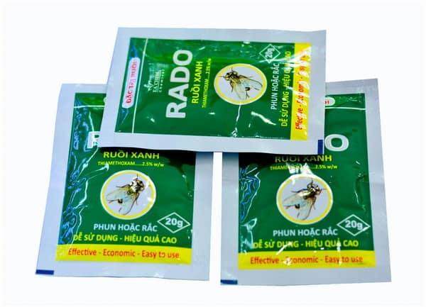 Thuốc diệt ruồi xanh Rado