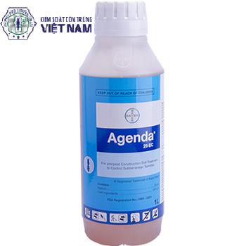 Thuốc chống mối công trình Agendan 25EC