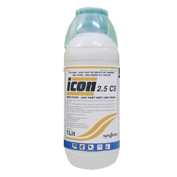Thuốc diệt muỗi - con trùng Icon 25EC